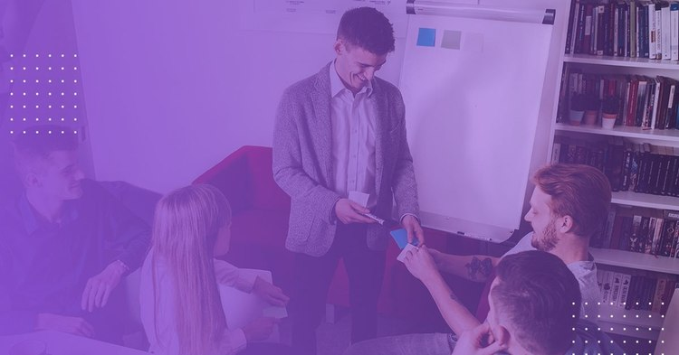 Developer team, marketing agency, client goals